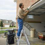 garage door service, maintenance
