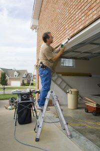 carpenter at work | Midwest Garage Doors