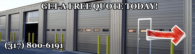 Indianapolis Commercial Garage Door Installation Midwest