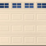 Short Panel Garage Door Design