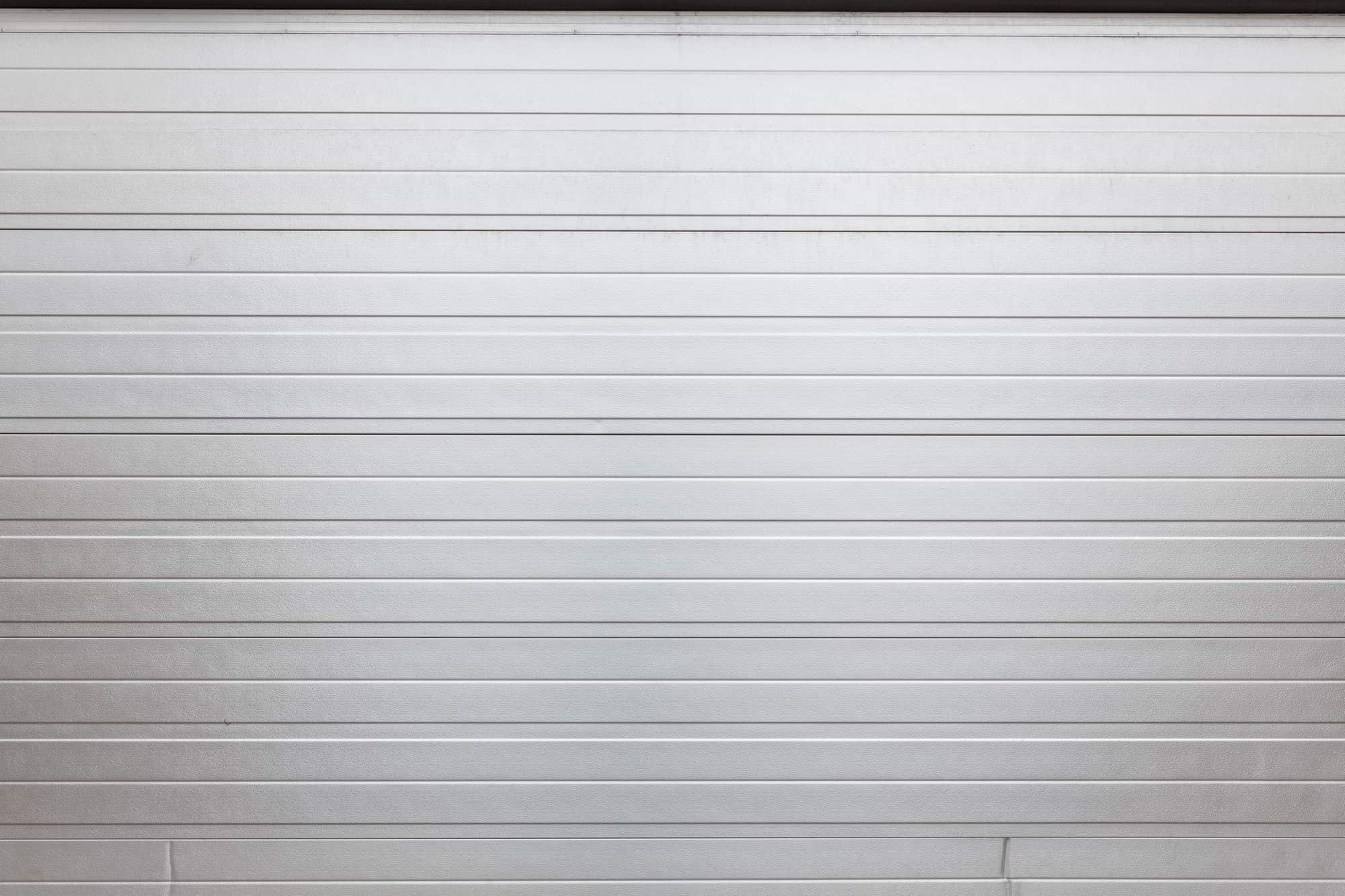 white garage door texture. aluminum garage door white texture