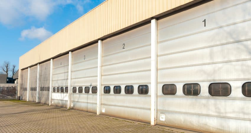 What NOT to do When Buying Commercial Garage Doors
